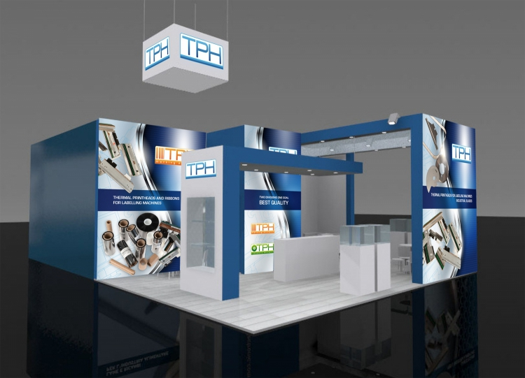 TPH Industry<br><strong>Stand fieristico</strong>